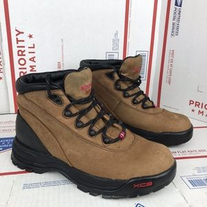 Rockport Mens Brown XCS Boots W3284 Size 5